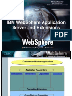IBM WebSphere Application Server and Extensions