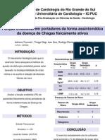 Função endotelial em pacientes com doença de Chagas fisicamente ativos