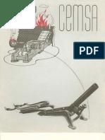 Mortaio Cemsa 50 Mod 940R 1940