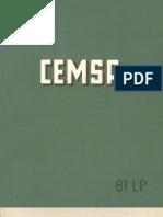 Mortaio Cemsa 81LP Lunga Gittata 1941