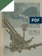 Mortaio Cemsa Mod F 63,5 Mm