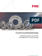 FAG Insulated Bearings