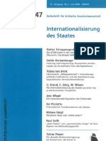PROKLA 147 - Internationalisierung Des Staates
