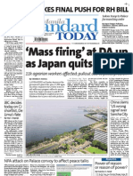 Manila Standard Today - August 6 2012 issue