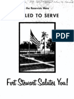 Fort Stewart History