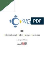 International Video Game Day 2012 Presentation [en]