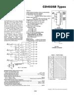 IC 4028 Datasheet