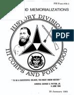 Fort Hood History
