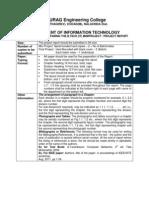 b.tech Mini_project Project Format