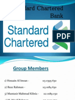 Standard Chartered Bank Ppt