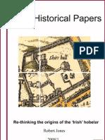 Re‐thinking the origins of the 'Irish' hobelar
