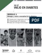 Modulo Diabetes
