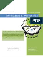 Modelos de pronósticos e Inventarios.