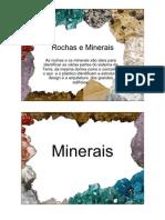Geologia Geral - Rocha e Minerais [2x1]