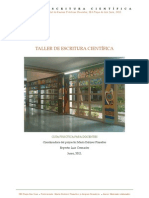 Escritura Científica en Educación Secundaria