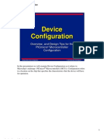 Pic Device Config