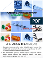 Planning and Designing of OT