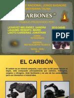 CARBONES EXPOSICION 2012