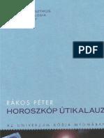 Rákos Péter - Horoszkóp útikalauz
