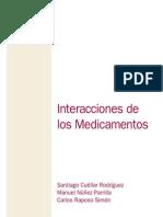 Interacciones de Medicamentos