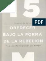 15M_Obeder+bajo+la+forma+de+la+Rebelión