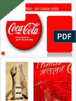 Presentation on Coca-cola