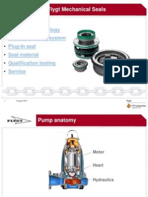 Technical Presentation - Mechanical Seals | Wear | Aluminium Oxide