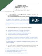 Module 2 - QSM SLA 1 Tutorial Student