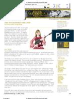 10 Manliest Firearms_ by Michael Z