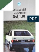 Manual G1 1.8 Adicional