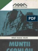 Mihail Gabriel Albota - Muntii Ceahlau (1992)
