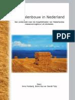 Strobalenbouw in Nederland