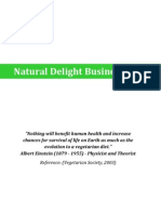 Natural Delight Business Plan (1)