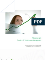 Trends in IT Performance Management