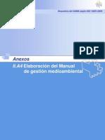 Estructura y Ejemplo Manual de Sga