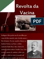 Revolta Da Vacina