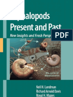 Cephalopods Present and Past