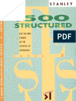 1500 Structured Tests - Level 3