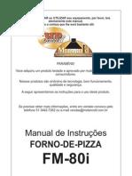 Manual FM-80 e