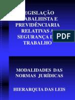 2 - LEGISLAÇÃO TRBALHISTA