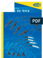 MAGNETI MARELLI CATÁLOGO CABOS DE VELAS IGNIÇÃO