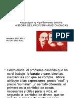 Historia de Las Doctrinas Economicas Eric Roll Tagalo Parte 171