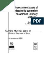 Barcena (2002) Financiamiento Para El Desarrollo Lcr2098e
