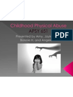 physical abuse group 4