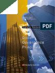As 8000-2003 Corporate Governance - Good Governance Principles