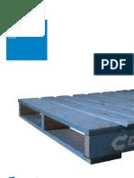 Australian Standard Hardwood Pallet