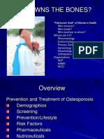 Osteoporosis 2010