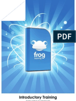 1. the Frog Interface