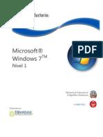 Curso Introductorio Windows 7 - Acceso Directo