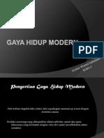 Gaya Hidup Modern (Dofran)